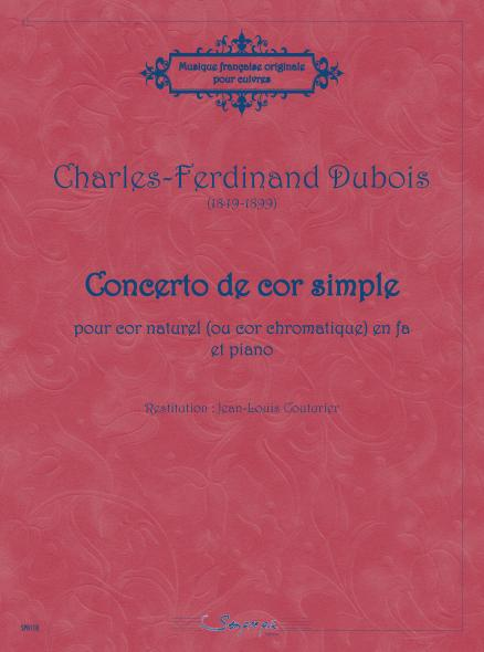 Dubois: Concerto in F for Horn