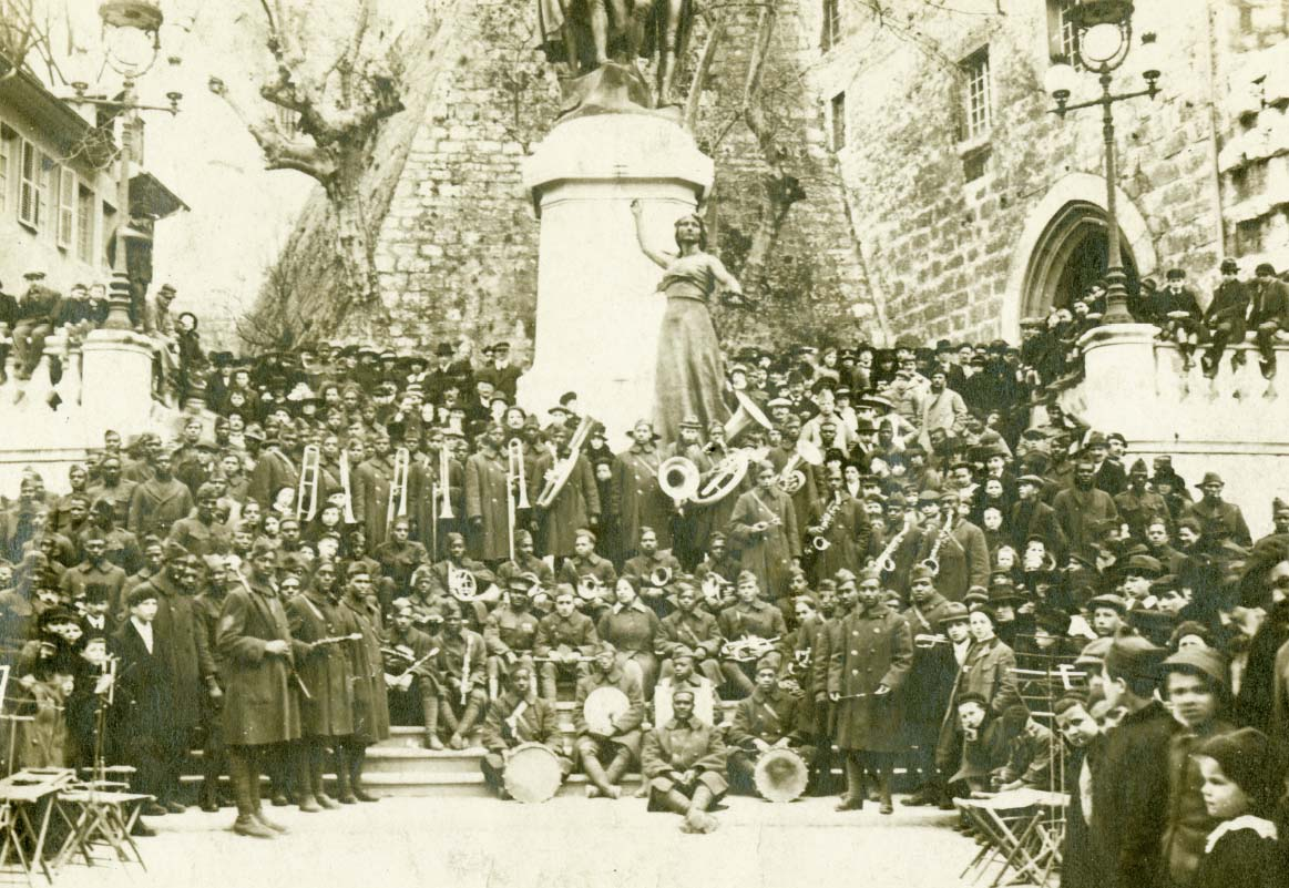 Vernhettes: African-American Military Bands in France during World War I
