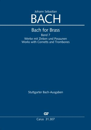 Tarr, ed.,Bach for Brass 7
